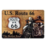 us route 66 the mother road