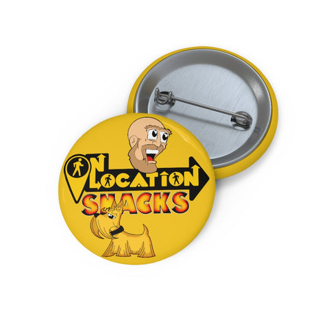 SNACKS Button (safety yellow)