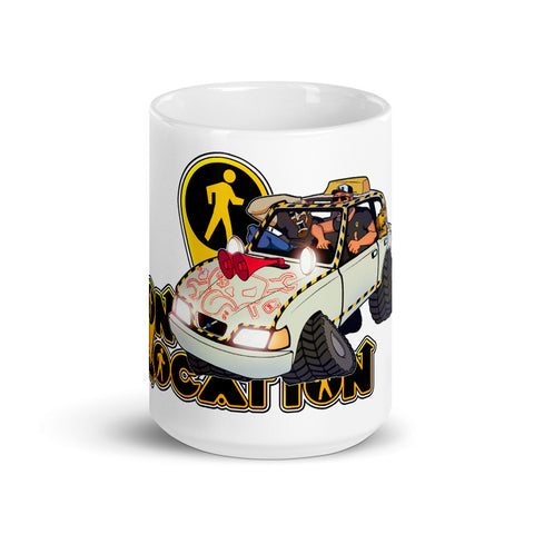 Navigation Driving Challenge Mug (multiple sizes)