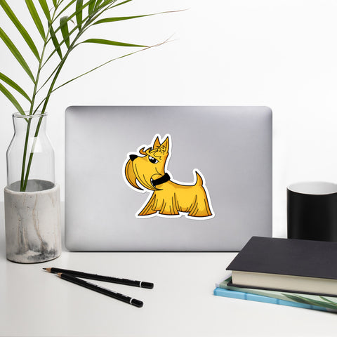 Dogmatix Stickers (multiple sizes)
