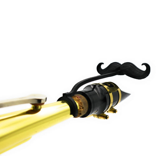 Sax-stache by Brasstache - Clip-on Mustache for Saxophone