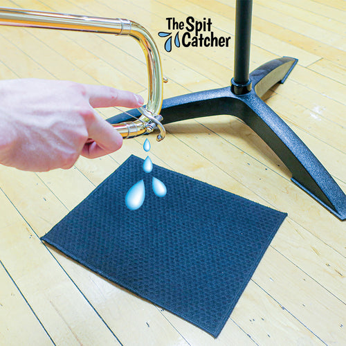 The Spit Catcher - For Brass/Wind Instruments