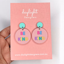 Load image into Gallery viewer, BE KIND BLUSH PASTEL DROPS - LIMITED EDITION