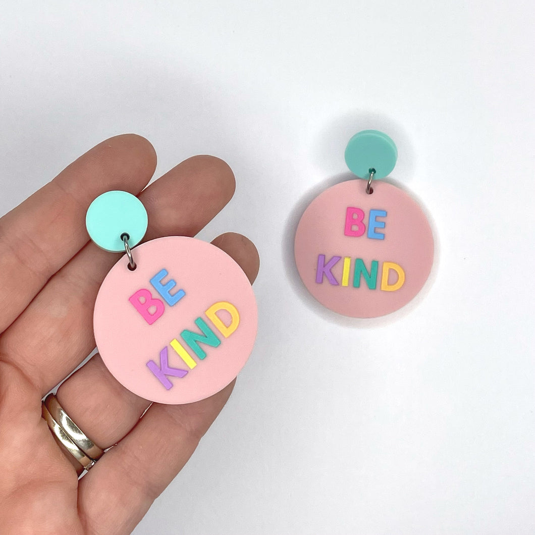 BE KIND BLUSH PASTEL DROPS - LIMITED EDITION