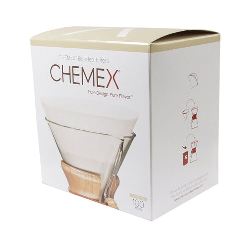 Chemex Bonded Filter Circles, 100ct