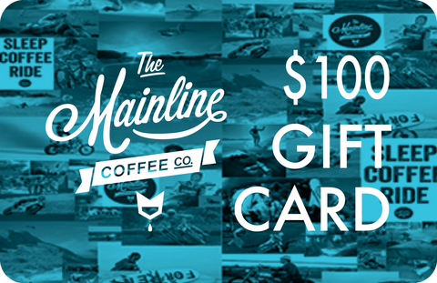 The Mainline Coffee Co. Digital Gift Card - $100