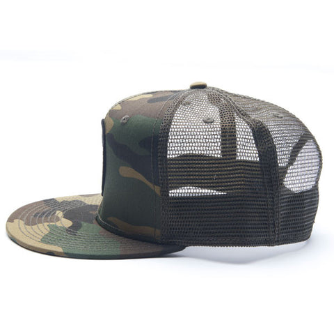 Script  Patch Hat Mesh Back - Camo