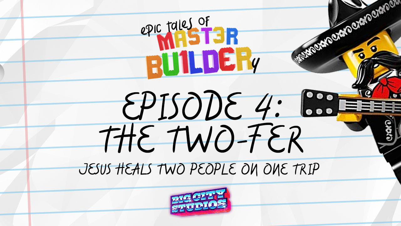 """Epic Tales of Master Builder-y"" Episode 4: The Two-fer"