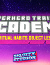 Superhero Training Academy - 4 Spiritual Habits Object Lessons