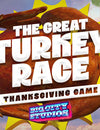 The Great Turkey Race: Thanksgiving Game