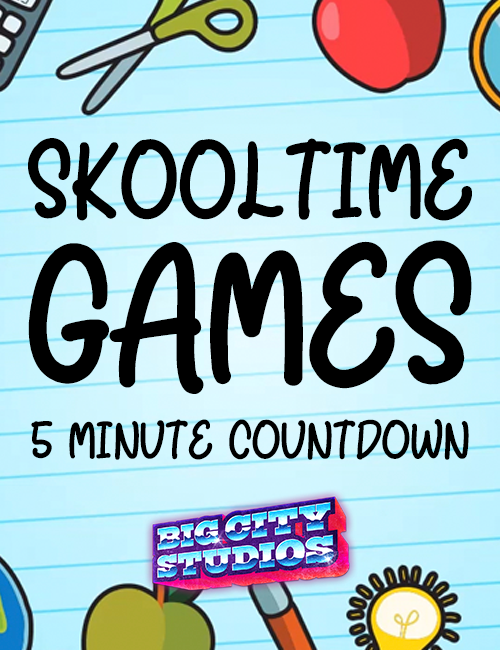 Skooltime Games Trivia and Verse Countdown