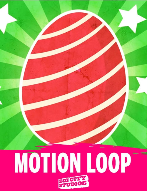 Easter Egg Motion Loop