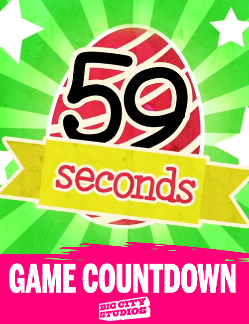 Easter Egg Game Countdown 60