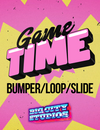 God is Love - Game Time Bumper/Loop/Slide