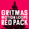 Gritmas Motion Loops Red