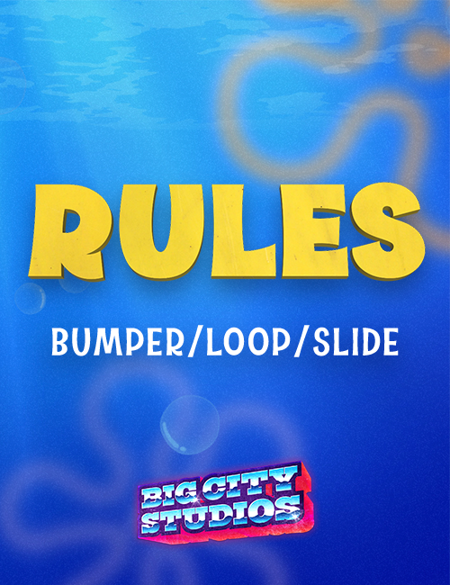 Underwater Mania - Rules Bumper/Loop/Slide