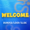 Underwater Mania - Welcome Bumper/Loop/Slide