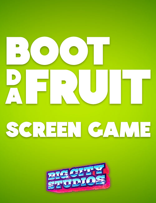 Boot Da Fruit Screen Game Part 1