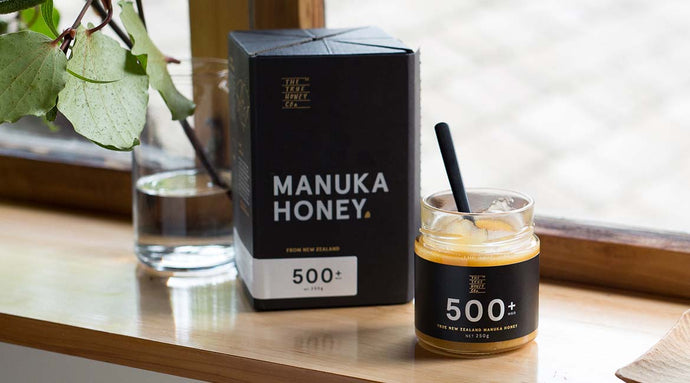 deliciously beautiful: soothing skin ritual and manuka honey facemask