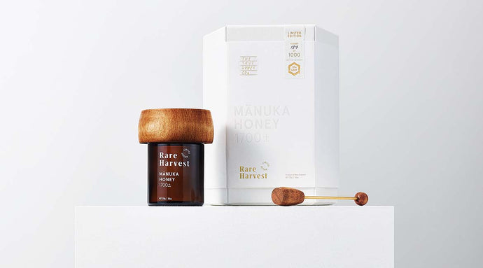 the world's rarest Mānuka honey is here