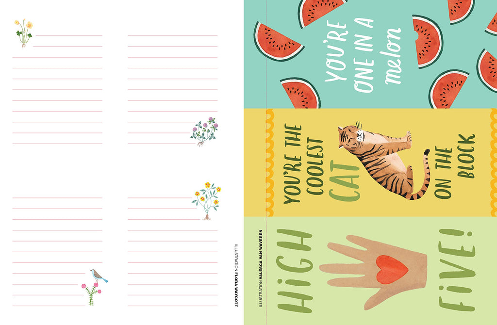 The Kids' Book of Paper Love: Write. Craft. Play. Share