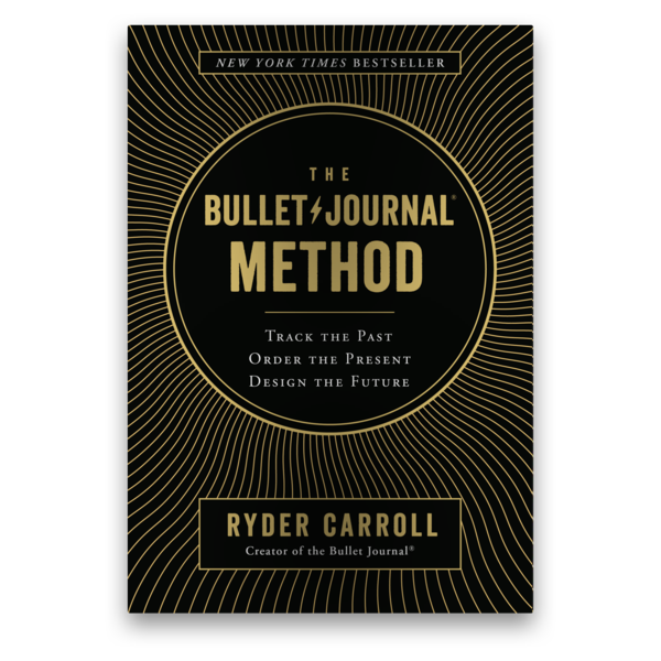 The Bullet Journal Method - Ryder Carroll