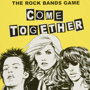 Come Together: The Rock Bands Game  - משחק רביעיות