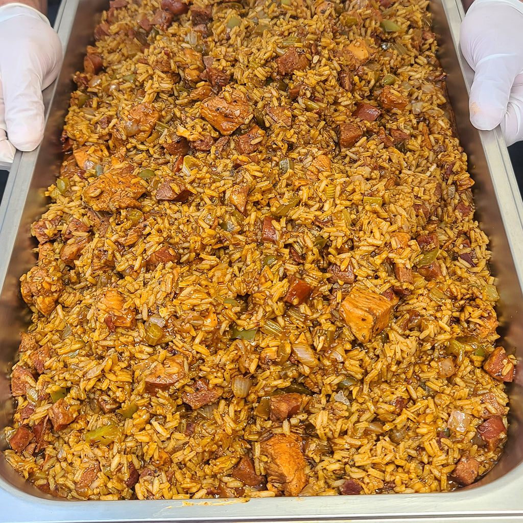 Jambalaya By The Tray