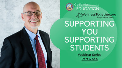 Supporting You Supporting Students: Tools for the Challenging Times