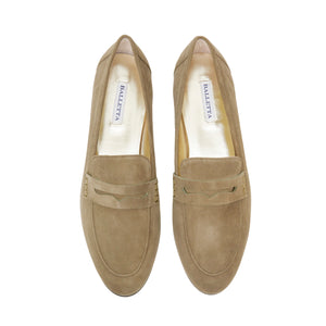 Hamburg Loafer Taupe