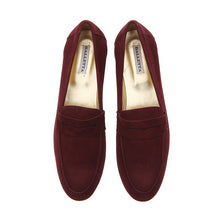 "Load image into Gallery viewer, Balletta Hamburg Loafer ""Bordeaux"""