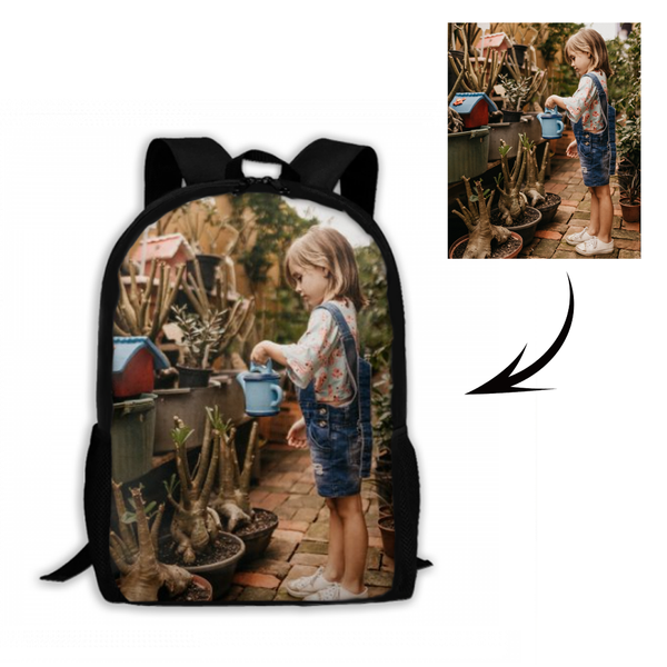 Custom BackPack With Your Photo