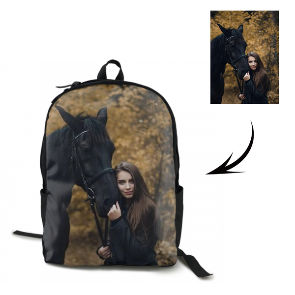 Custom Your Backpack With Picture