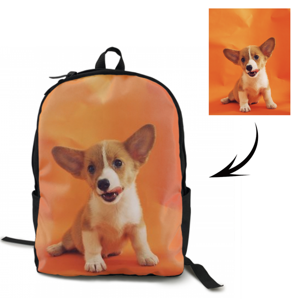 Custom Photo Backpack