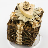 All Natural Hay Present Box
