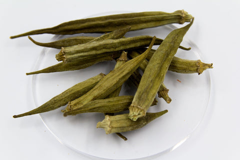 Dried Okra Treat (0.75oz)