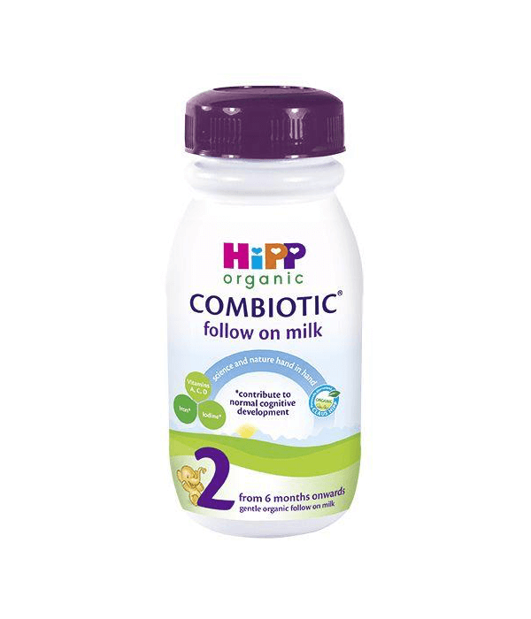 Hipp UK stage 2 Follow on formula ready to feed 6+ months