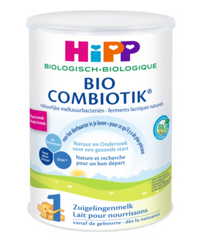 Hipp Dutch stage 1 First infant formula 0+ months w/DHA