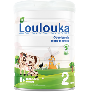 Loulouka Organic stage 2 Follow on formula 6+ months