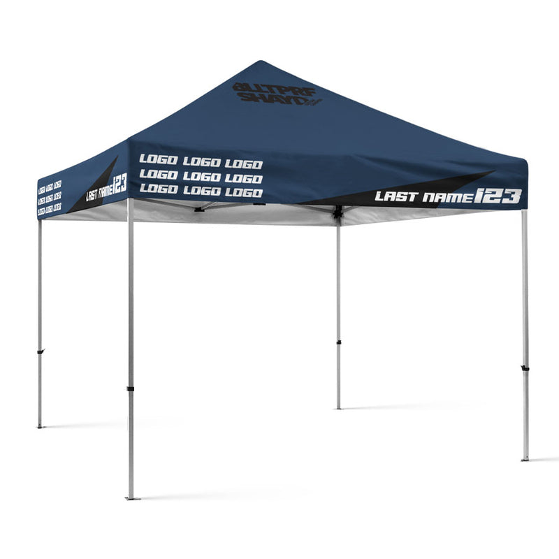 Pre-Staging Package Custom Canopy