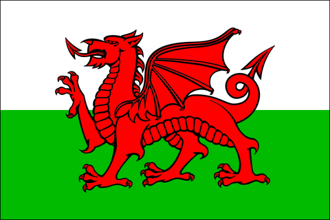 welsh flag, welsh dragon