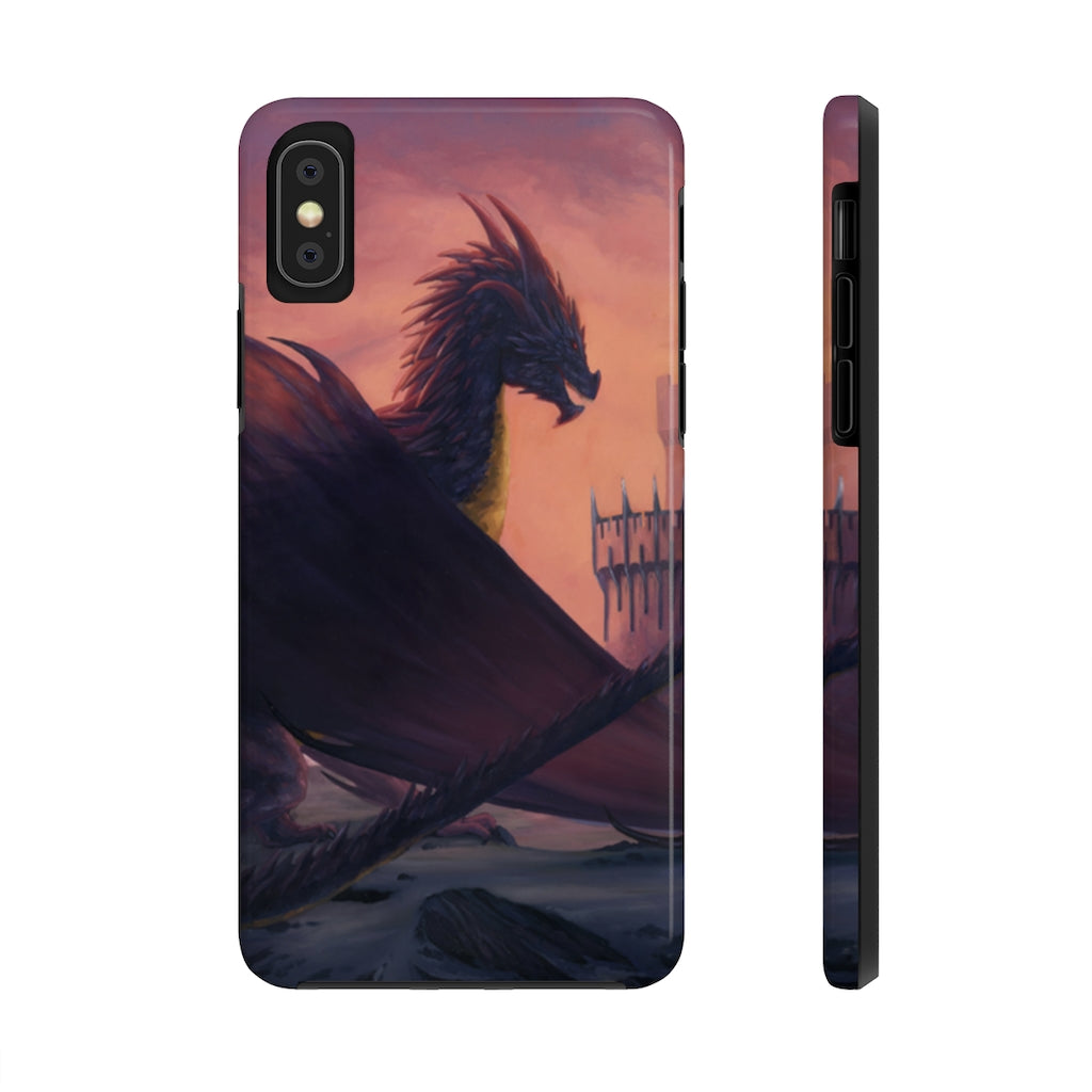 """Final Hour"" phone case - Rey's Dragon"