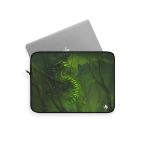 """Forest Dragon"" - Laptop Sleeve - Rey's Dragon"