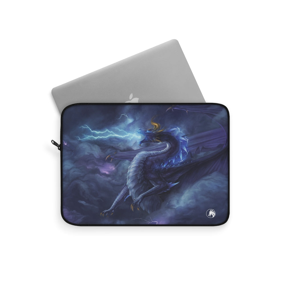 """Bringer of Storms"" - Laptop Sleeve - Rey's Dragon"