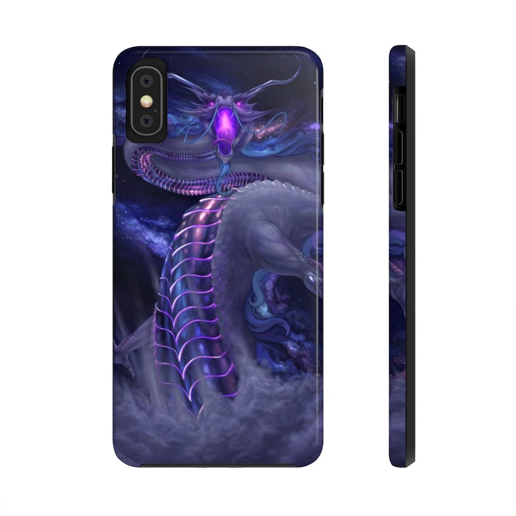"""Queen of the Stars"" phone case - Rey's Dragon"