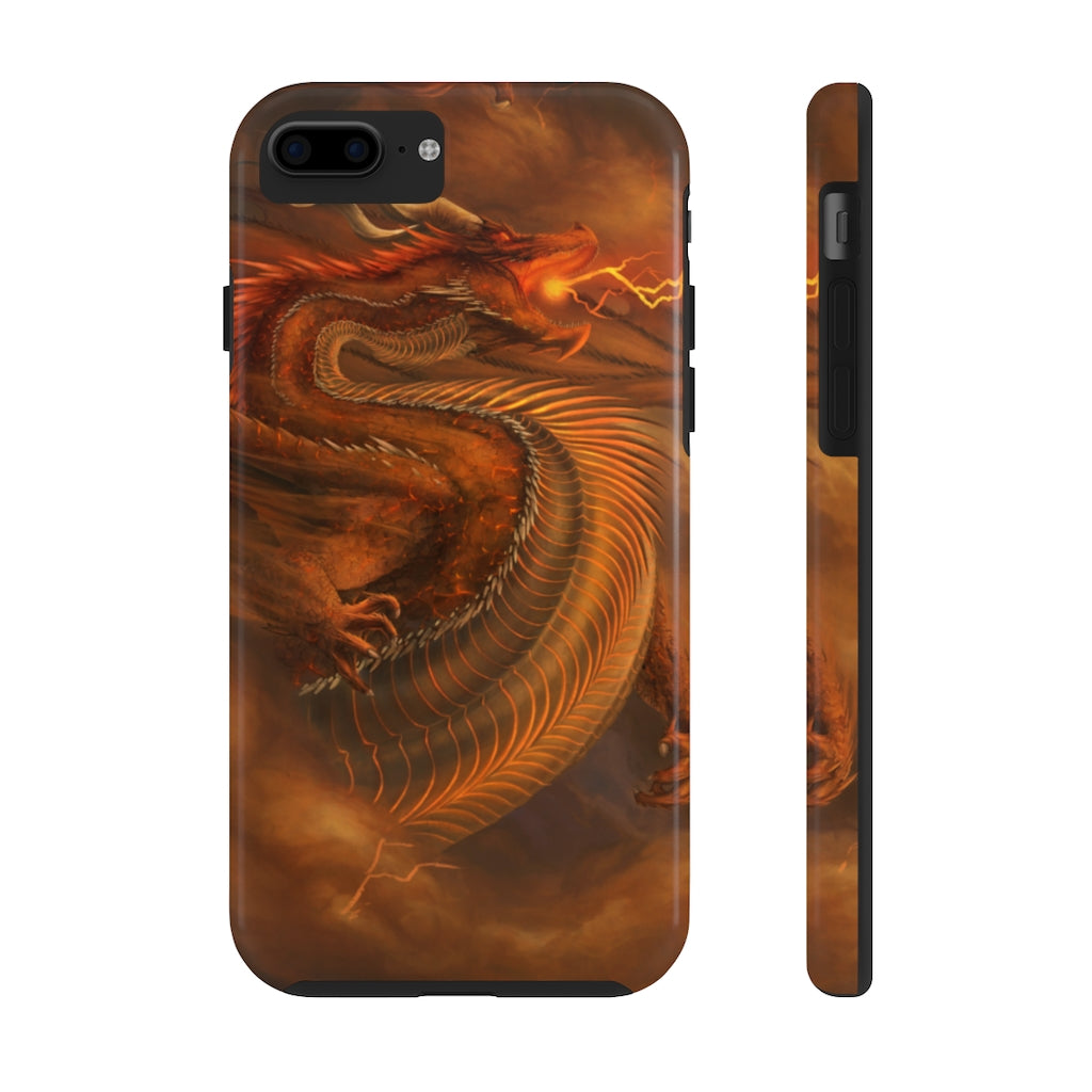 """The Desolation Bringer"" phone case - Rey's Dragon"
