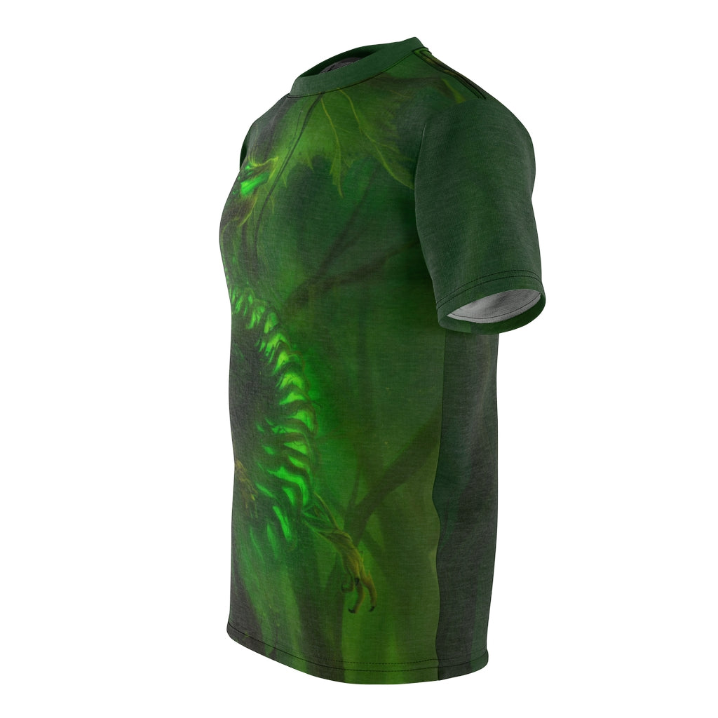 """Forest Dragon"" All Over Print T-Shirt - Rey's Dragon"