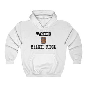 Wanted Barrel Rider hoodie - Rey's Dragon