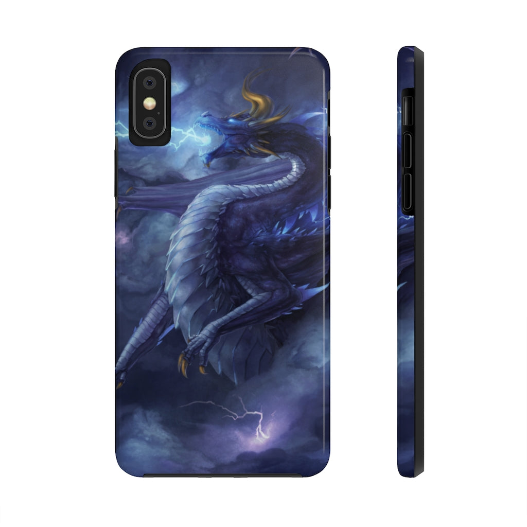 """Bringer of Storms"" phone case - Rey's Dragon"
