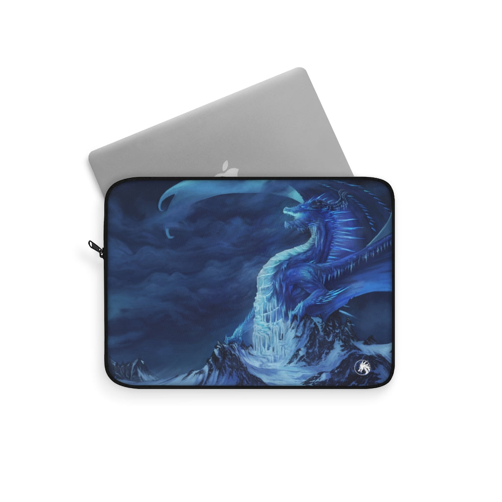 """The King of Winter"" - Laptop Sleeve - Rey's Dragon"